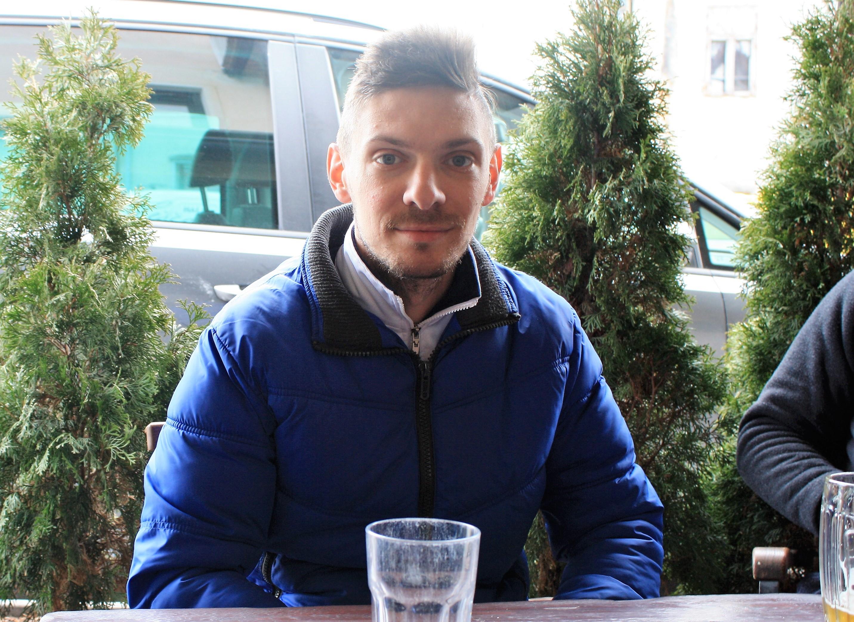 Bojan Nedeljković_NK Begne