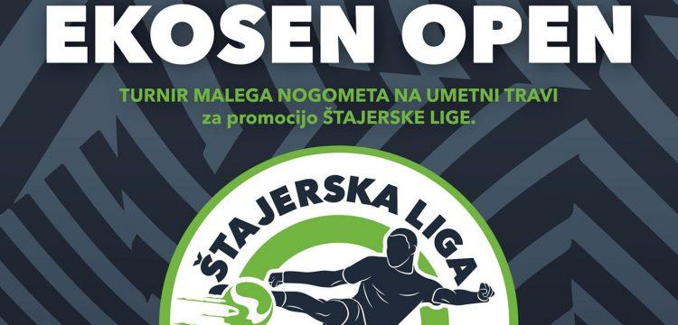 Ekosen Open-turnir v malem nogometu na umetni travi za promocijo Štajerske lige 2021-SMZ